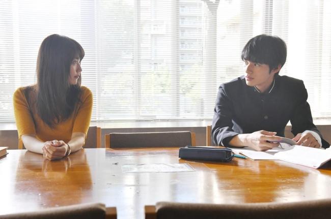 Uru「プロローグ」×火曜ドラマ『中学聖日記』スペシャルダイジェスト画像 (C)TBS