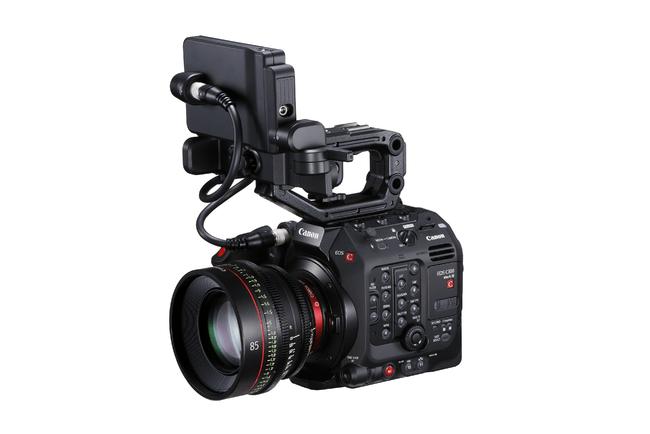 EOS C300 Mark III