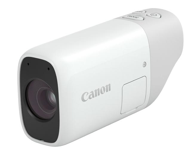 PowerShot ZOOM (望遠鏡型カメラ)