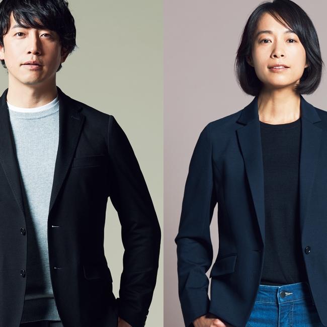 ジャケット [メンズ]¥17,280 [レディース]¥16,200 *全て税込