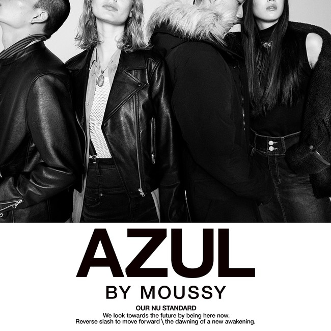 AZUL BY MOUSSY  2020AW