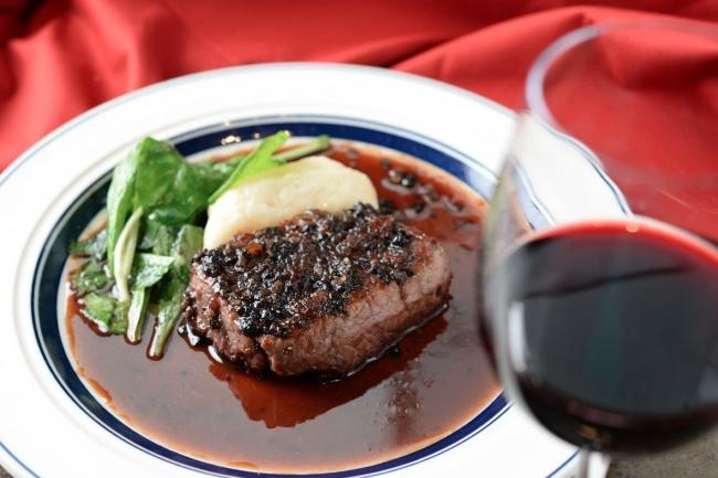 「Asing Pepper Steak」2,480円(+税)