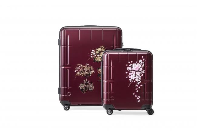 ペイントスーツケースイメージ