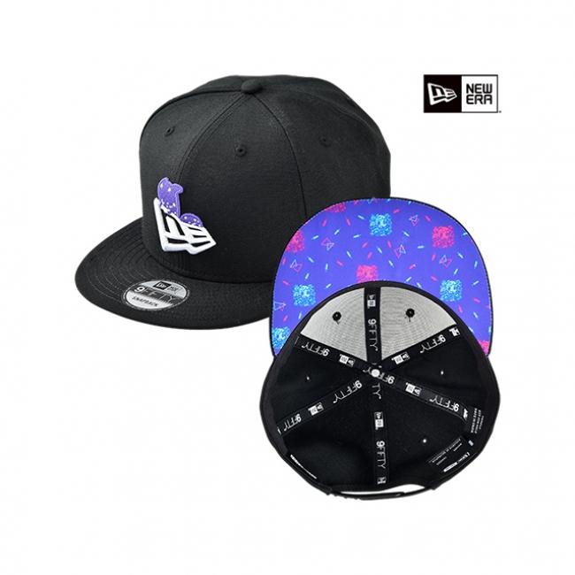 NEW ERA × MONSTER STRIKE CAP パンドラ