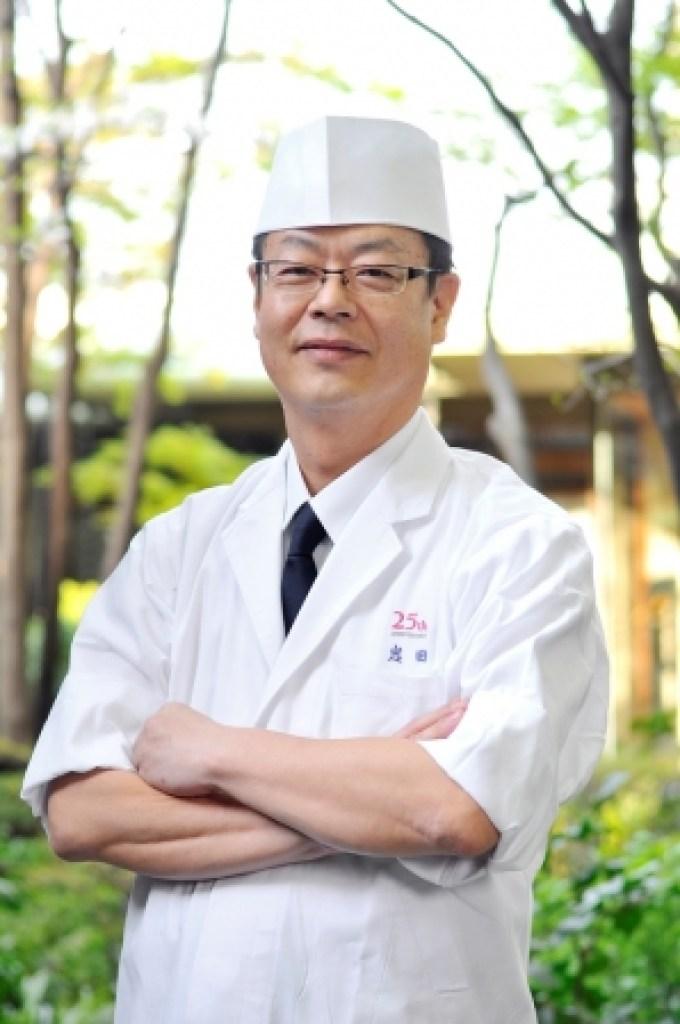 日本料理料理長 岩田好輝