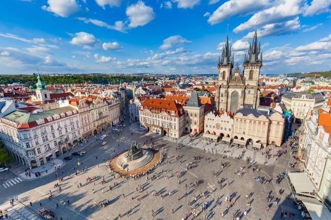 旧市街 (チェコ共和国)