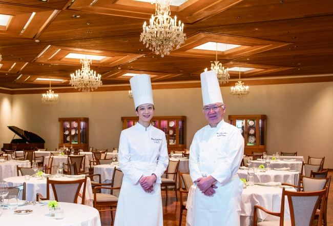 志摩観光ホテル歴代総料理長の饗宴