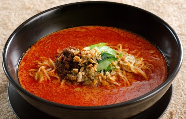 冷製担々麺