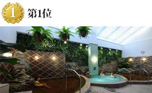 横浜天然温泉 SPA EAS