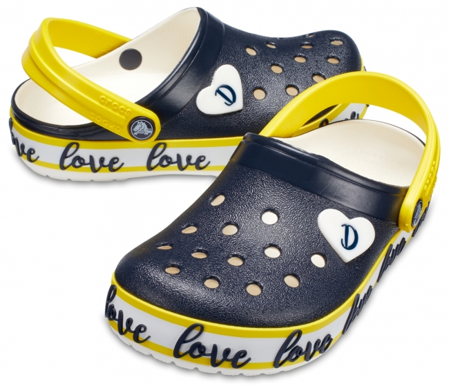 crocband(TM) clog kids