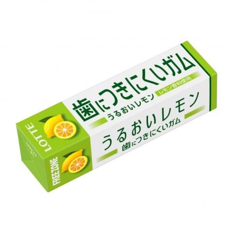 「歯につきにくいガム レモン」の画像検索結果