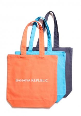 バナナ・リパブリック オリジナルトートバッグをプレゼント<テラスモール湘南店オープン記念特典>