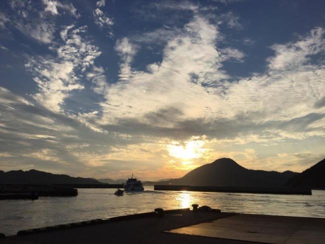 しまなみ海道でいちばん島時間を感じられる離島のゲストハウス