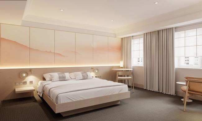 The Prince Akatoki Londonの客室イメージ
