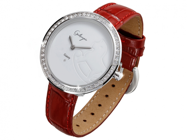 軽量薄型ケースを採用したガルティスコピオの新作時計 GAIETY