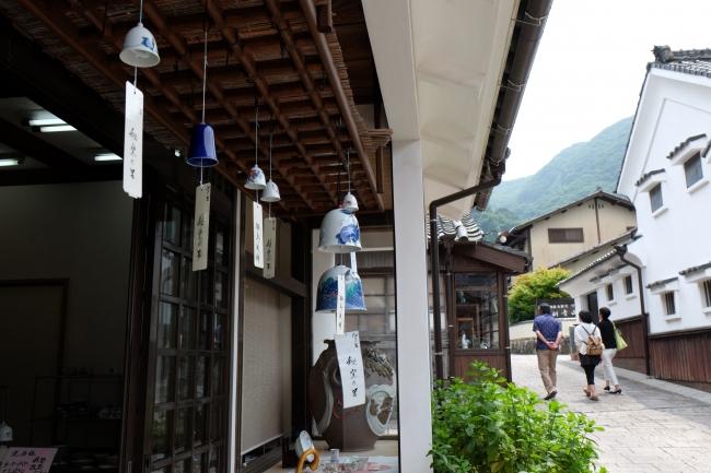 秘窯の里大川内山「風鈴まつり」