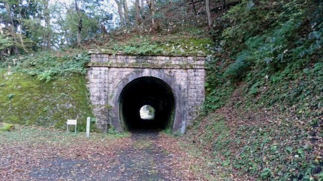 小刀根トンネル(提供:花田欣也氏)