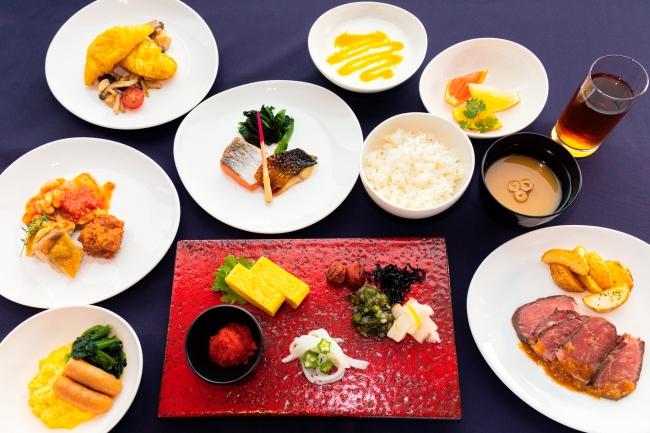 Cafe & Bar LIBER朝食 和食イメージ