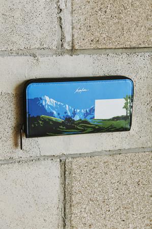 Classic wallet - Monolith flat escape