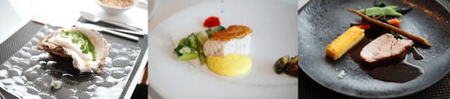 7月5日(金)・6日(土)に開催された、石川県「ラ・クロシェット」橋田祐亮シェフのお料理