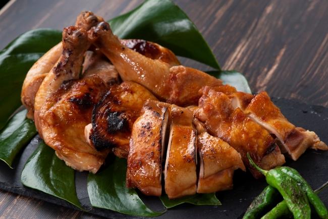 ポリネシア風 鶏肉のオーブン焼き