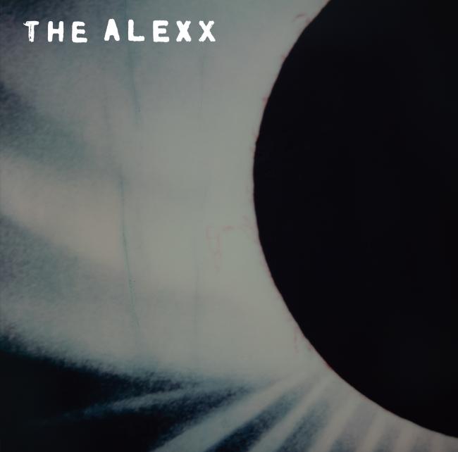 THE ALEXX 『VANTABLACK』ジャケット