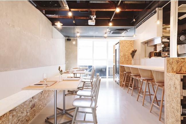 2階 かほくを旅するレストラン