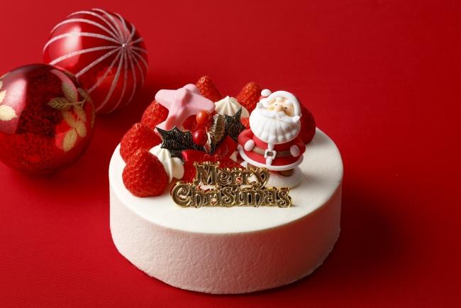 写真ークリスマスショートケーキ