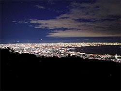 六甲ガーデンテラスからの夜景