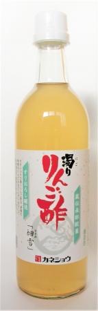 蔵伝承酢酸菌 濁りりんご酢「細雪」