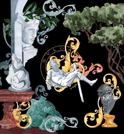ROMAを表現したアーティストのイリス・ハッツフェルド