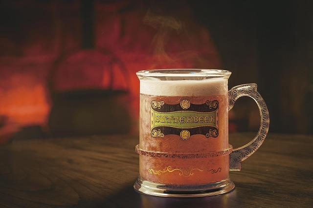 クリスマス・バタービールマグカップ