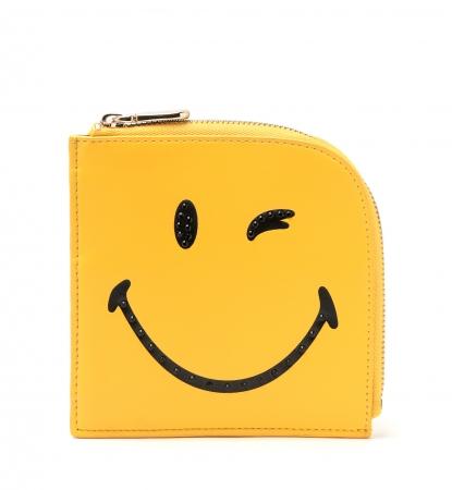 SMILEY(スマイリー) ML19SGN055 W12cm×H12cm 19,000円(税抜き) イエロー