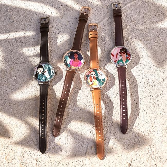 時計、 左から右、 cs1003、 cs1002、 cs1004、 cs1001  115ドル