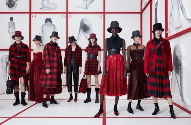 Sarah Pintadosi for Dior