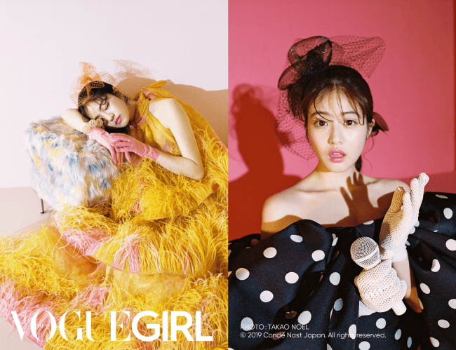VOGUE GIRL PHOTO:TAKAO NOEL (C) 2019 Conde Nast Japan. All rights reserved.