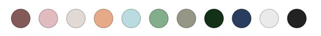 Editor colors from Zuari