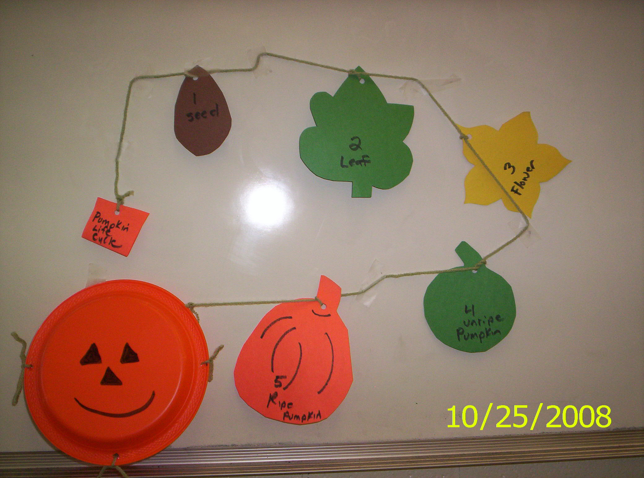 Fall And Halloween Projects For The Classroom Plant Life