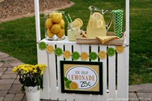 Drink & Snack Stand