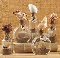 shell bottles