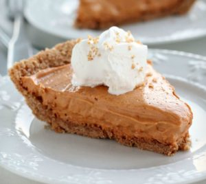 pumpkin pudding pie