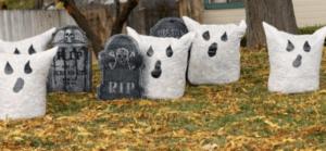 ghost bags
