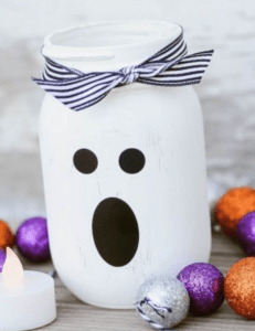 ghost-face-jar