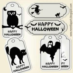 halloween-tags