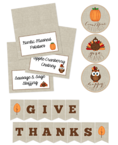 party-pack-printables