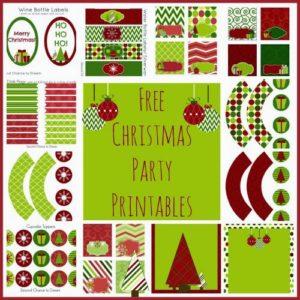 freeprintablechristmaspartyprintables