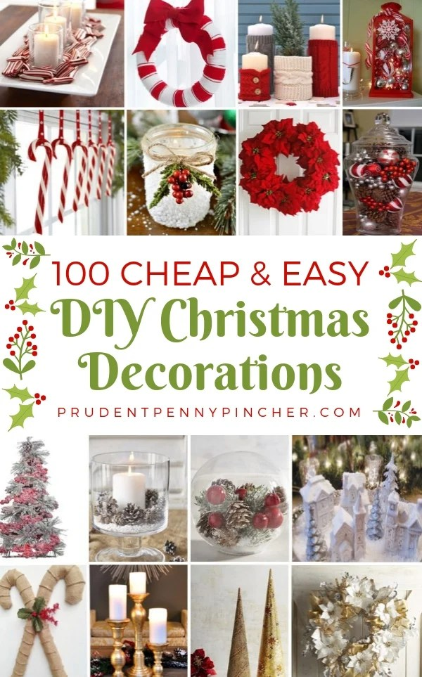 100 Best DIY Christmas Centerpieces