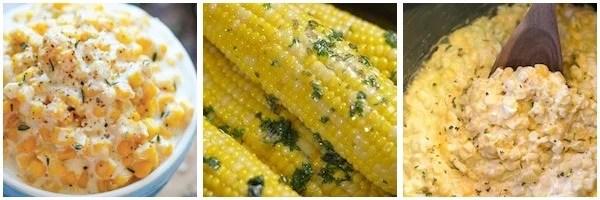 Corn Crockpot Thanksgiving Recipes