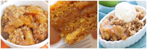 Dessert Crockpot Thanksgiving Recipes