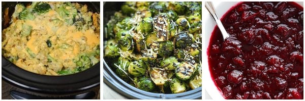 Side Dish Crockpot Thanksgiving Recipes